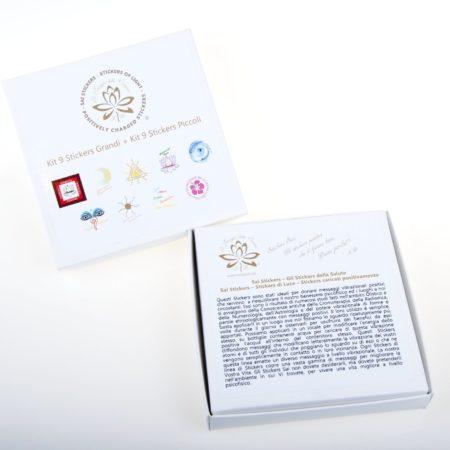 Sai Stickers – 7 Vortici + Valori Umani